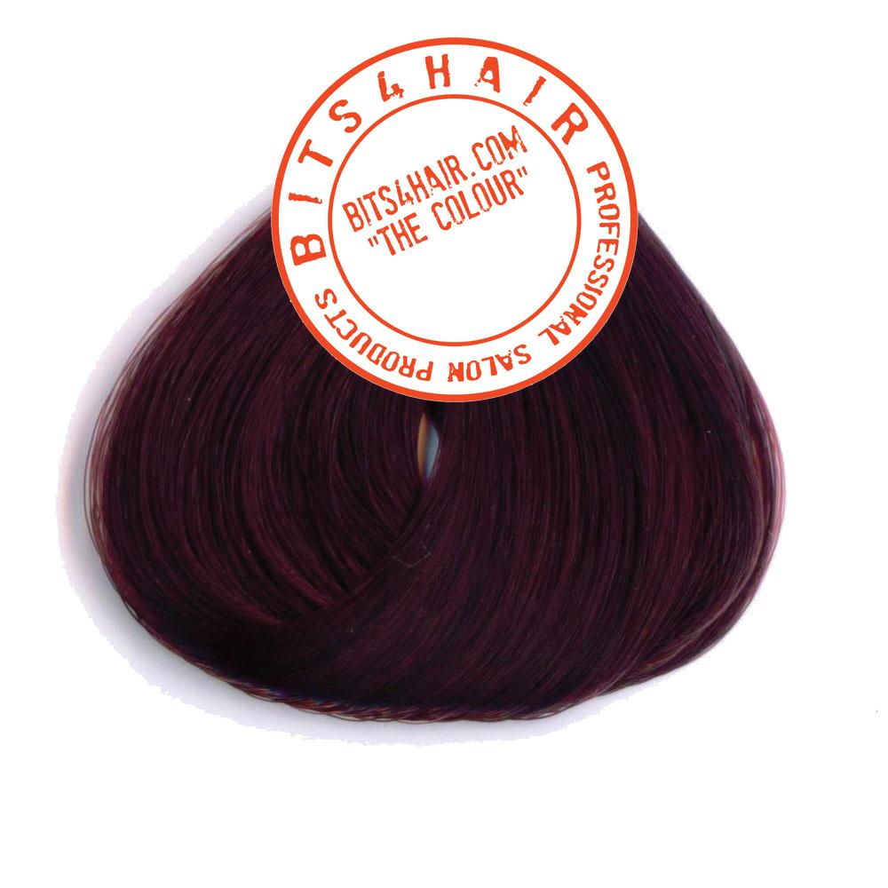 """... """"THE COLOUR"""" Permanent Colour/Color: Dark Violet Blonde. Code: 6.20"""