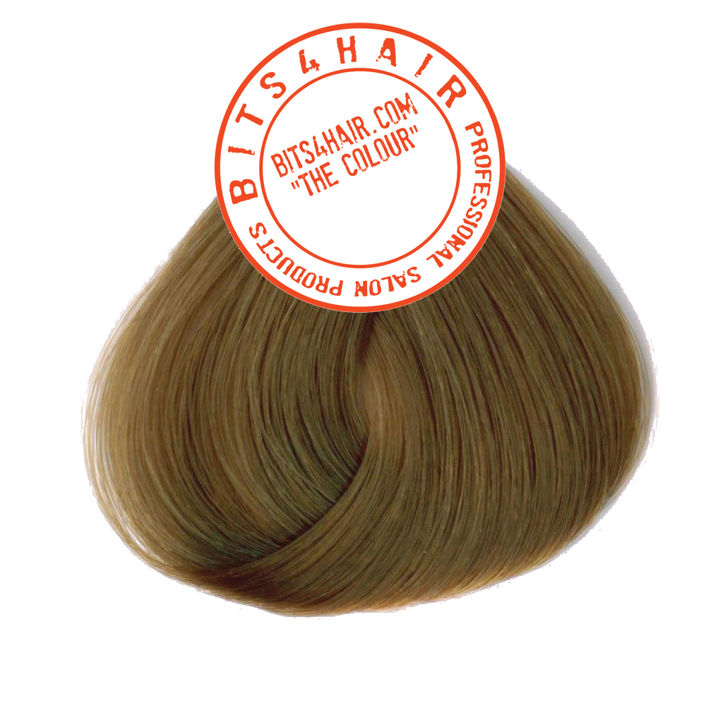 Bits4hair professional salon products proven quality in salons colour 813 bits4hair the colour permanent colourcolor light ash golden blonde code 813 nvjuhfo Gallery