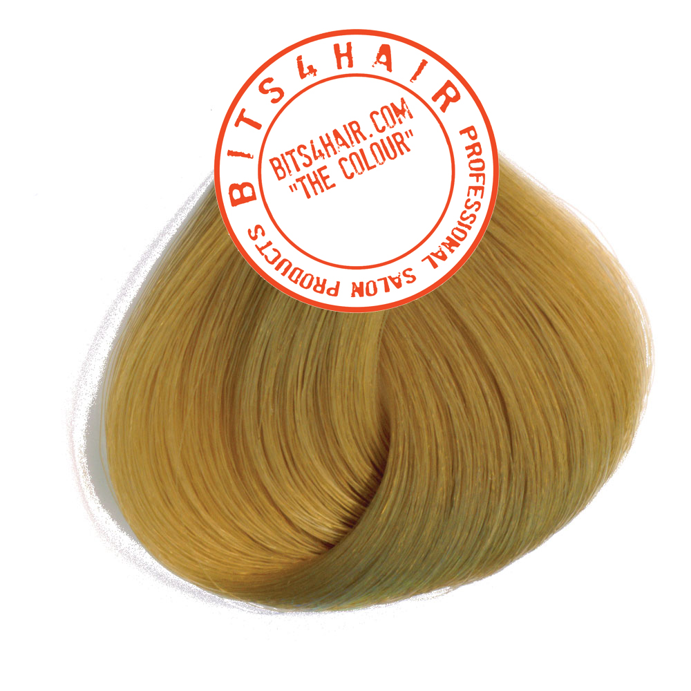 "(Colour: 9.0) BITS4HAIR ""THE COLOUR"" Permanent Colour/Color: Very Light Blonde Plus.  Code: 9.0"