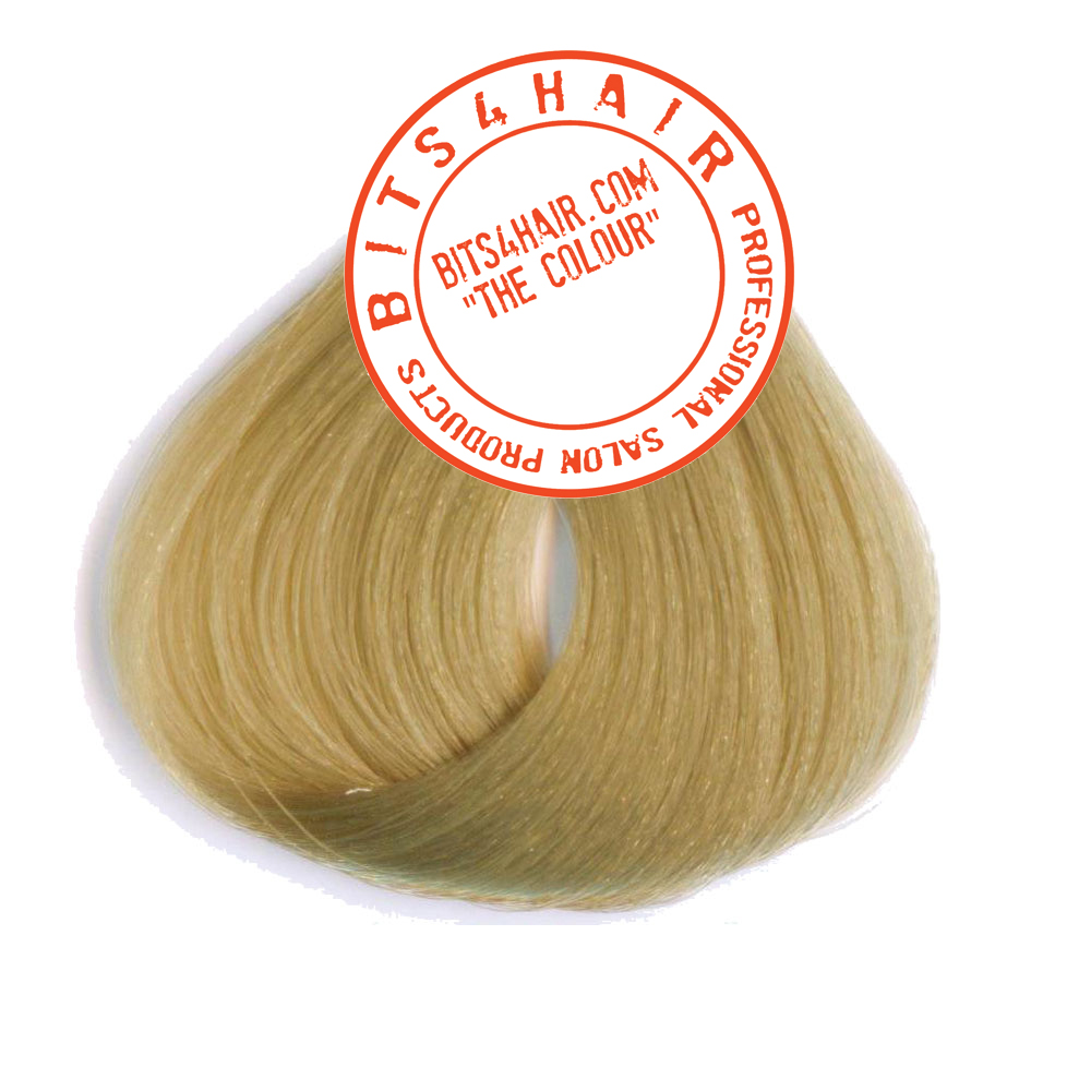 "(Colour: 900) BITS4HAIR ""THE COLOUR"" Permanent Colour/Color: Extra Light Blonde.  Code: 900"